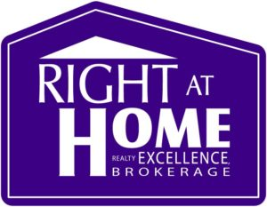 RIGHT AT HOME REALTY INC. Brokerage