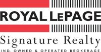 Royal LePage Signature Realty, Brokerage*